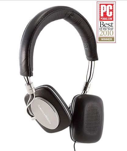 Bowers and Wilkins P5 - PC Mag Best of 2010