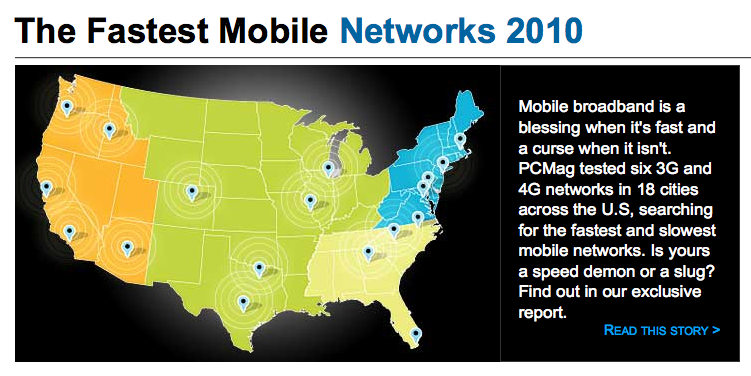 fastest mobile networks pc mag