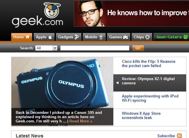 Geek Dot Com
