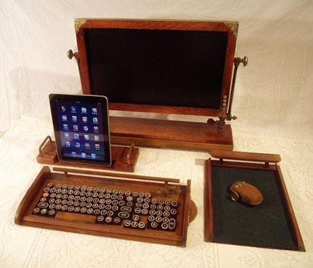 Steampunk iMac