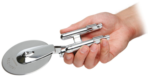 ThinkGeek Enterprise Pizza Cutter