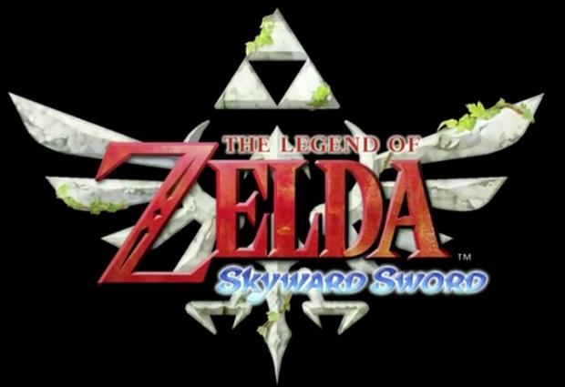 Zelda Skyward Sword Logo