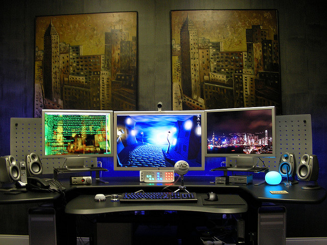 TechGrid :: Evolution of the Ultimate Home Office